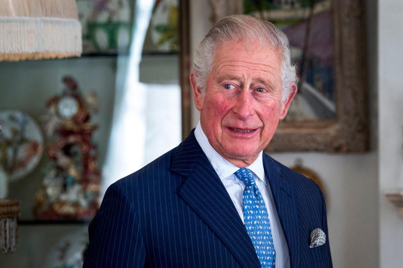 Książę Karol jest najstarszym synem królowej Elżbiety II /WPA Pool / Pool /Getty Images