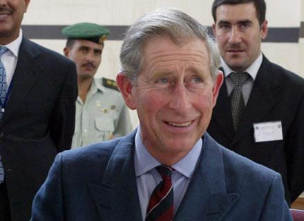 Książę Karol, najstarszy syn królowej Elżbiety II /arch. AFP