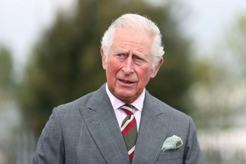 Książę Karol nie chce spotkać się z młodszym synem /Chris Jackson /Getty Images
