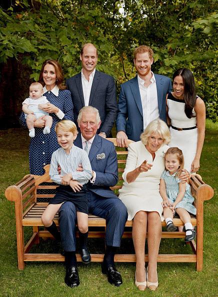 Książę Karol obchodzi dzisiaj 70. urodziny. Świętuje wraz z rodziną /Getty Images