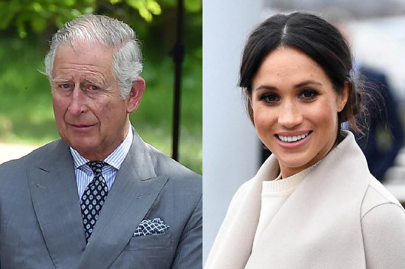 Książę Karol przyznał, że jest zaszczycony propozycją Meghan Markle /Getty Images
