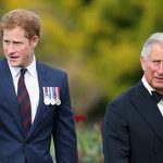 Książę Karol usunął zdjęcie Harry'ego!