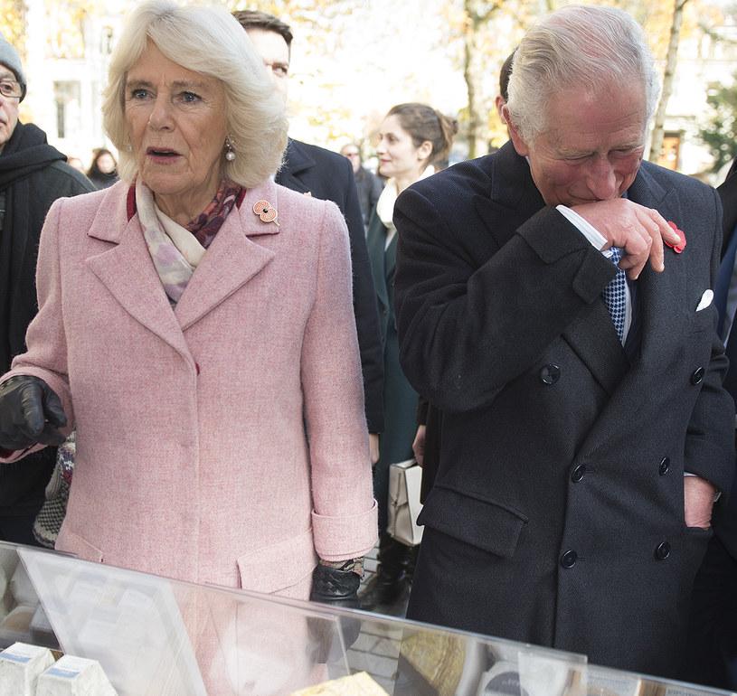 Książę Karol z małżonką /WPA Pool /Getty Images