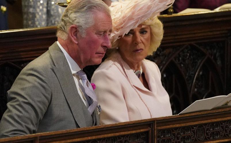 Książę Karol  z żoną /WPA Pool /Getty Images /Getty Images