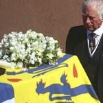 Książę Karol żegna ojca. Wzruszające sceny na pogrzebie!