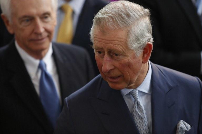 Książę Karol /AFP