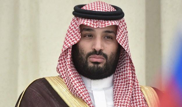 Książę koronny Mohammed bin Salman /ALEXEI NIKOLSKY  /PAP/EPA