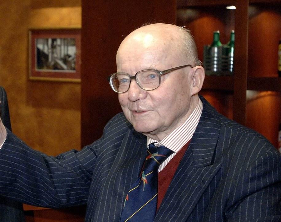 Książę miał 96 lat /Jacek Turczyk /PAP