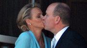 Książę Monako już po ślubie!