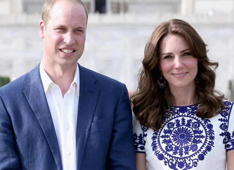 Książę Wiliam i księżna Kate /123RF/PICSEL