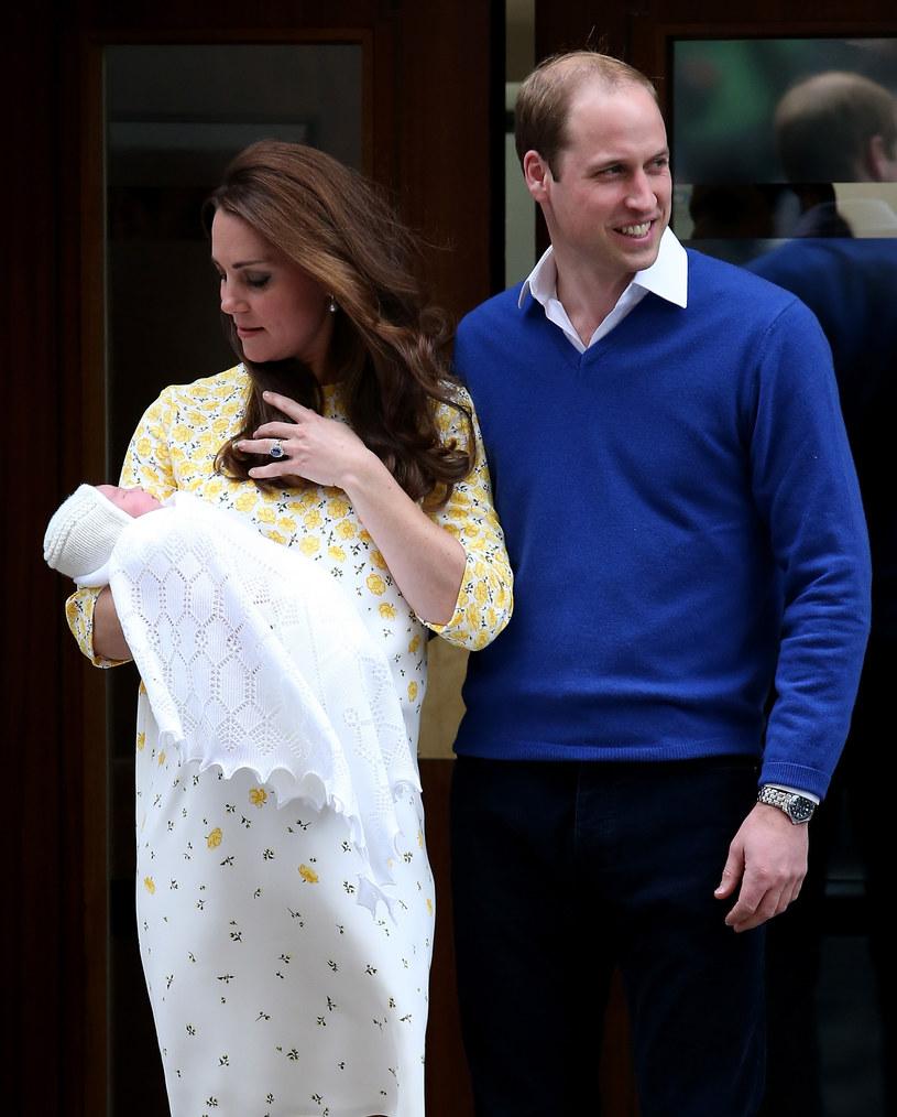 Książę William chciał dać córce na imię Olivia /Chris Jackson /Getty Images