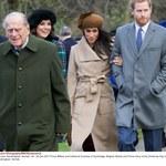 Książę William i Harry pożegnali dziadka we wzruszający sposób