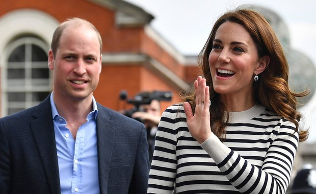 Książę William i jego żona Kate szukają pracownika. Dali ogłoszenie