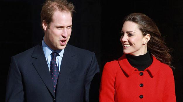 Książę William i Kate Middleton już niebawem staną na ślubnym kobiercu / fot. Chris Jackson /Getty Images/Flash Press Media