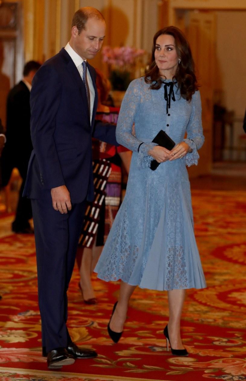 Książę William i księżna Kate już niebawem znów zostaną rodzicami /ROTA / i-Images /East News