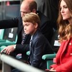 Książę William i księżna Kate nie pierwszy raz musieli pocieszać księcia Georga!