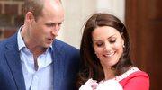 Książę William i księżna Kate ogłosili imię nowo narodzonego synka!