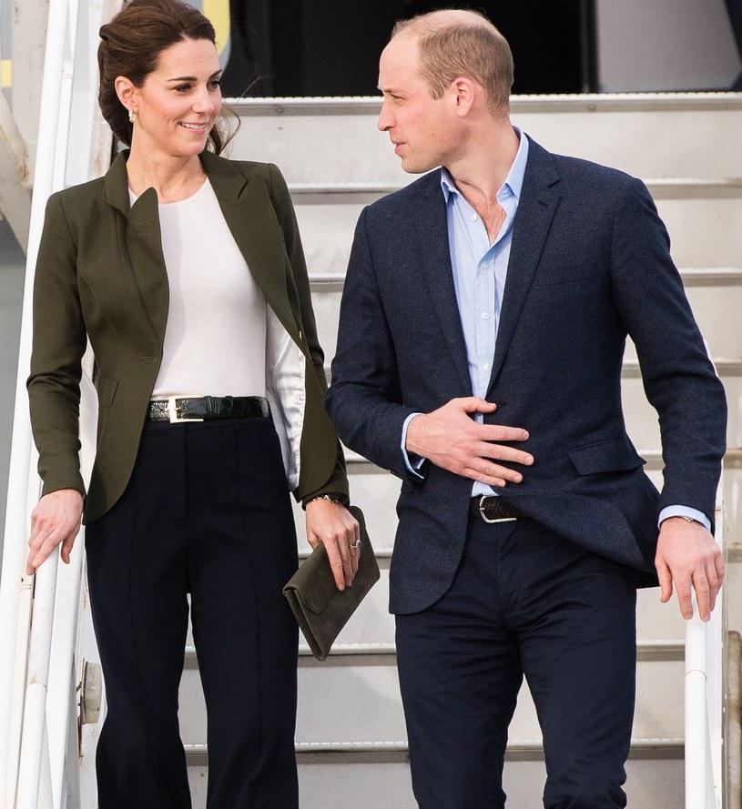 Ksiażę William i księżna Kate są już małżeństwem od 10 lat /Samir Hussein /Getty Images