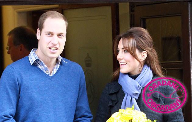 Książę William i księżna Kate /Fred Duval /Getty Images
