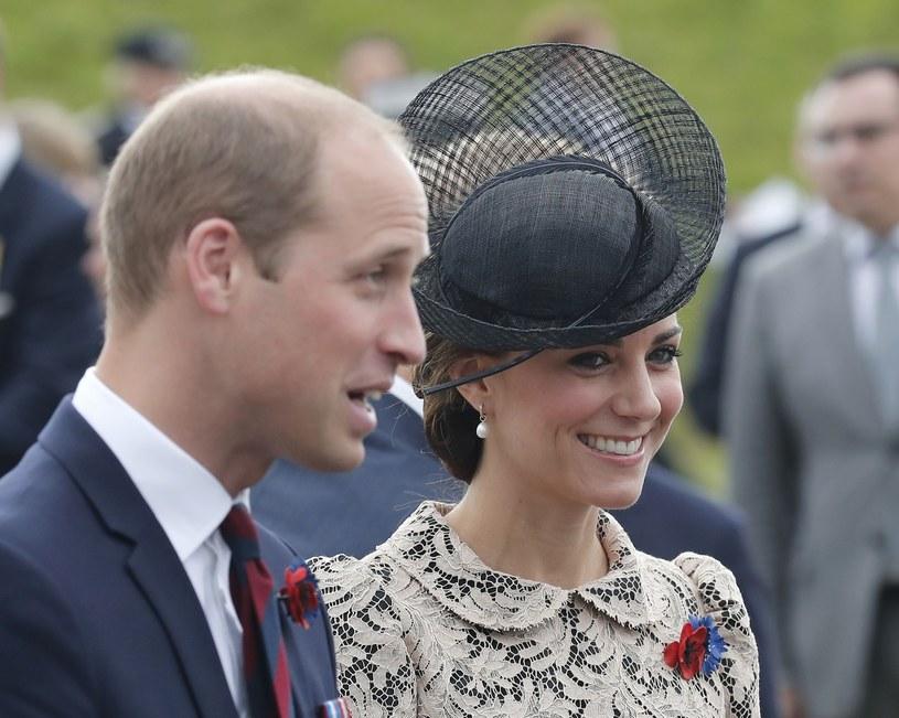 Książę William i księżna Kate /East News