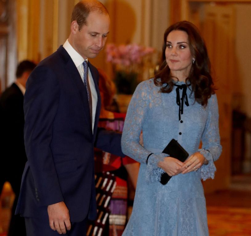 Książę William i księżna Kate /ROTA / i-Images /East News