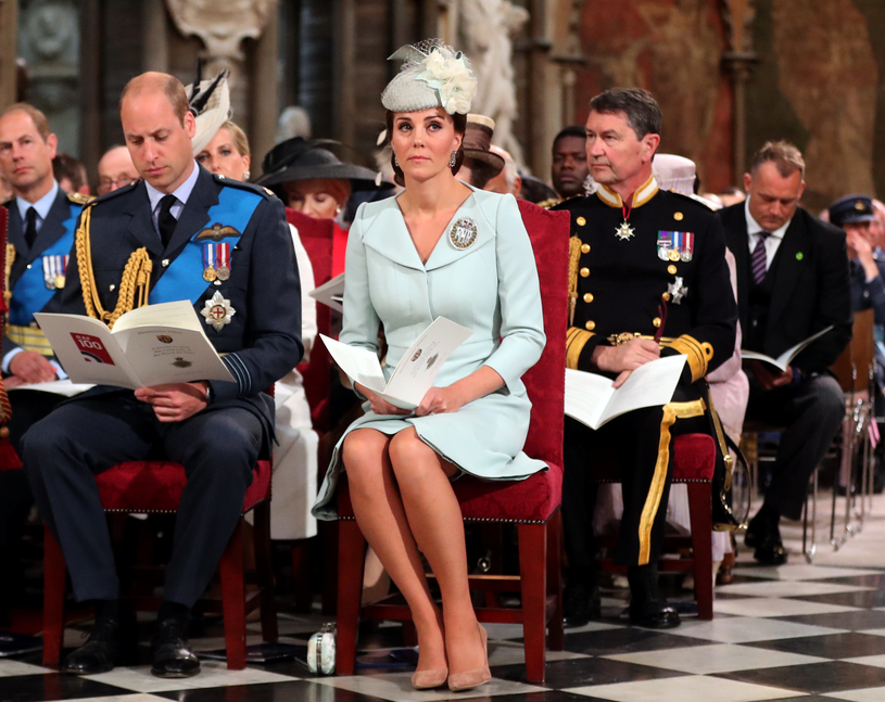 Książę William i księżna Kate /WPA Pool /Getty Images