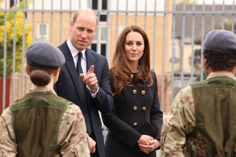 Książę William i księżna Kate /WPA Pool / Pool /Getty Images