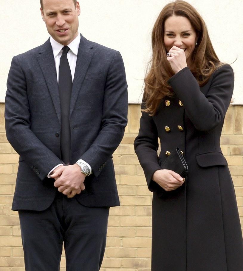 Książę William i Księżna Kate /Pool /East News