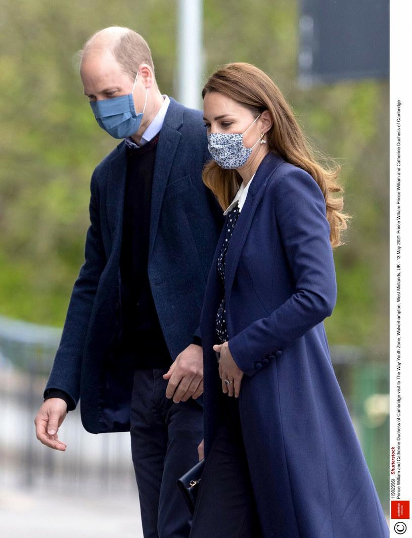 Książę William i księżna Kate /Rex Features /East News