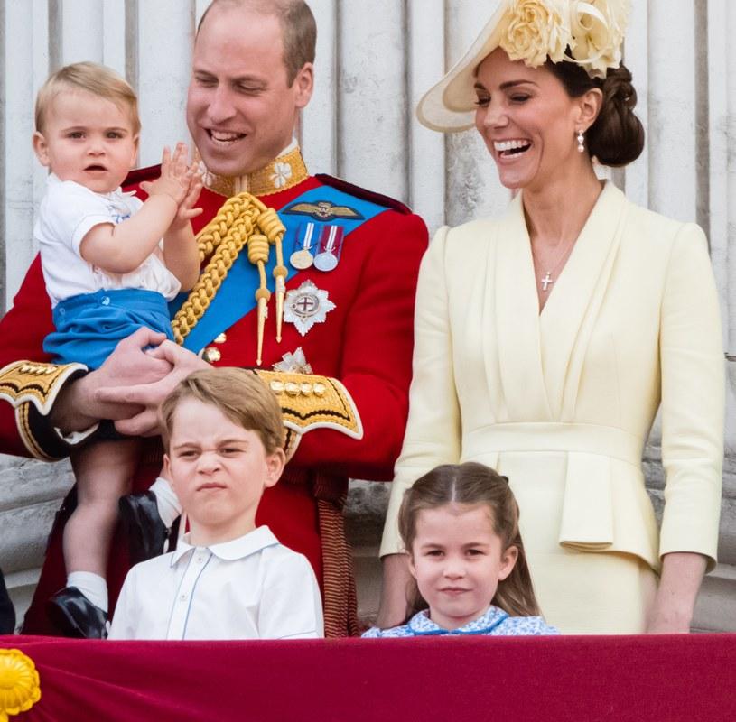 Książę William, Księżna Kate i dzieci / Samir Hussein / Contributor /Getty Images