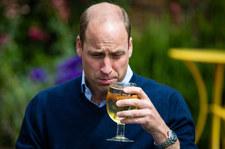Książę William ma problemy z alkoholem?! Coraz częściej zagląda do kieliszka...