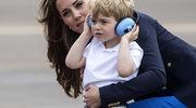Książę William: Mój syn jest za bardzo rozpieszczony