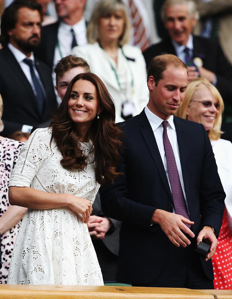 Książę William musiał wrócić do swoich obowiązków /Jan Kruger /Getty Images