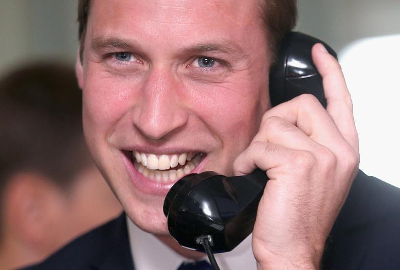 Książę William odszedł z wojska /AFP
