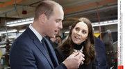 Książę William ogolił głowę! Wygląda lepiej?