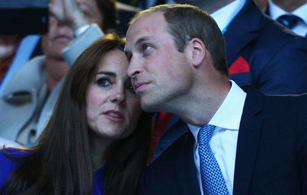 Książę William spędzi święta z dala od rodziny! /Paul Gilham /Getty Images