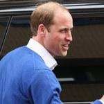 Książę William zostawił Kate z dziećmi!