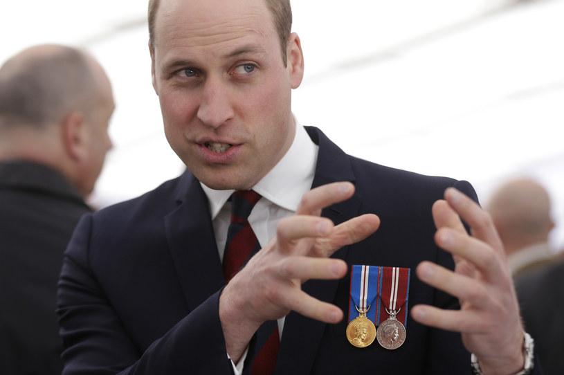 Książę William /Getty Images