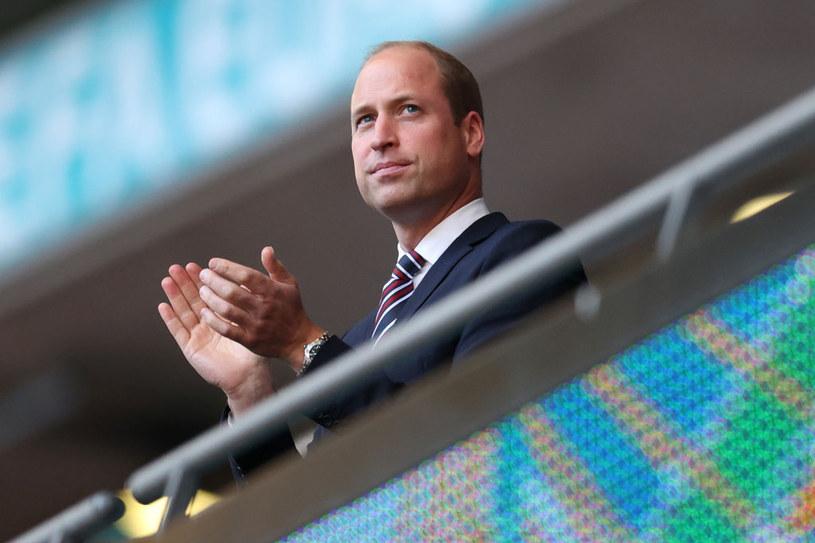 Książę William /Catherine Ivill /Getty Images