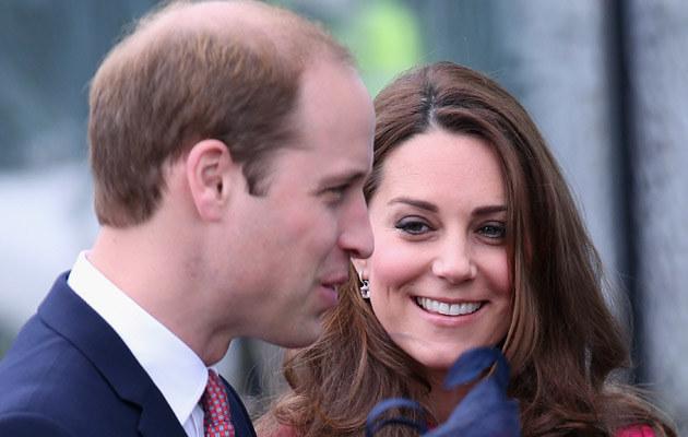 Książęca para już wkrótce powita na świecie drugie dziecko /Chris Jackson /Getty Images