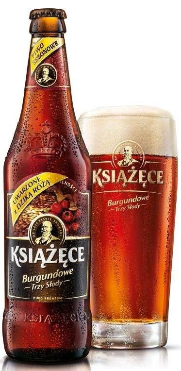 Książęce Burgundowe - część kolekcji piw premium /materiały prasowe