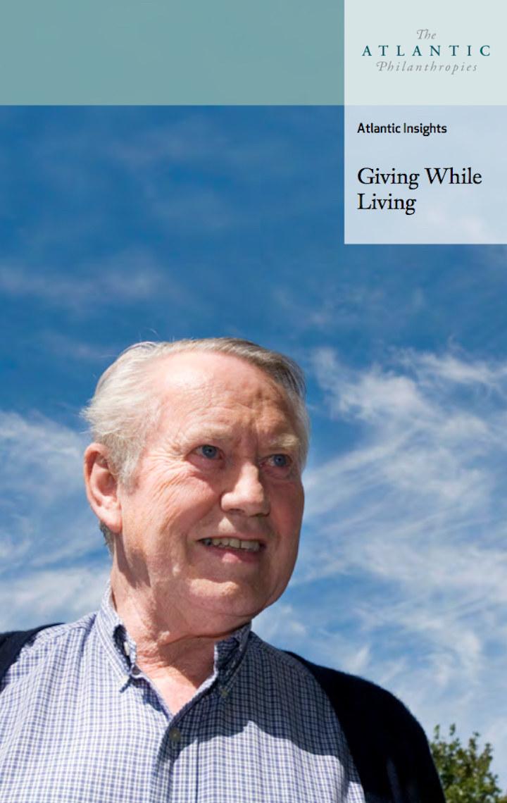 Książka Chucka Feeney'a /www.atlanticphilanthropies.org/ /