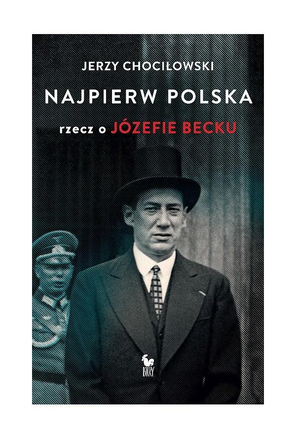 Książka Jerzego Chociłowskiego - mojego rozmówcy w RMF24 /Materiały promocyjne /Materiały promocyjne