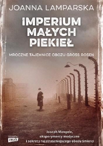 """Książka Joanny Lamparskiej """"Imperium małych piekieł"""" /materiały prasowe /Materiały prasowe"""