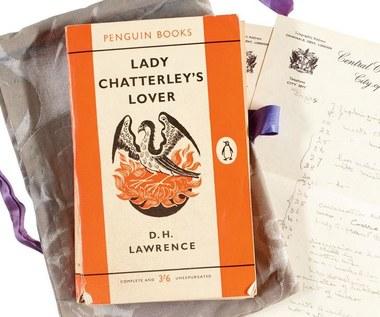 """Książka """"Kochanka Lady Chatterley"""" na aukcji Sotheby'"""