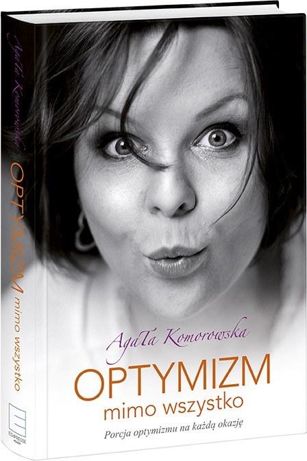 Książka, która napełni czytelnika optymizmem /materiały prasowe