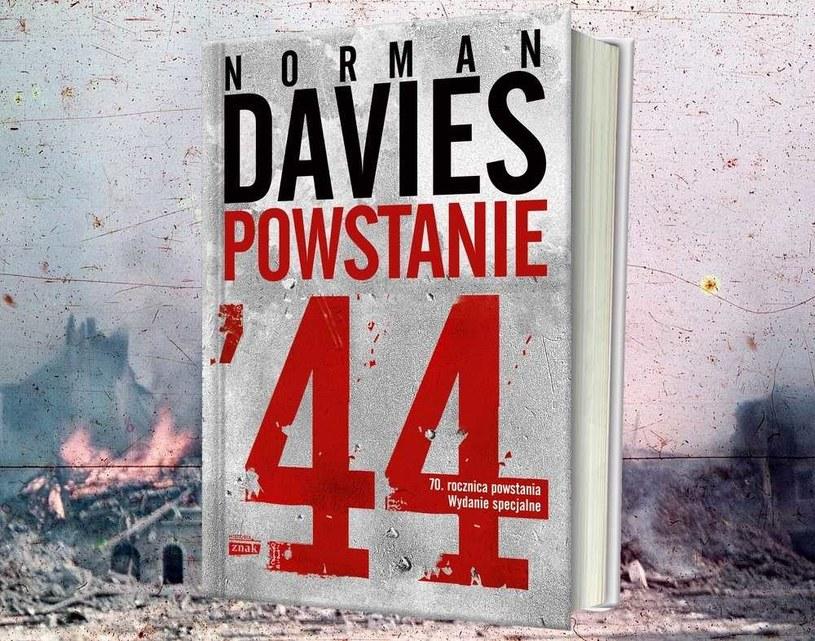 Książka Normana Daviesa to jeden z punktów obowiązkowych w temacie walk w Warszawie /materiał partnera