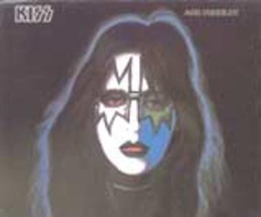 Książka o gitarzyście Kiss