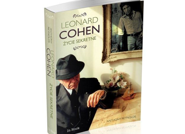 Książka o Leonardzie Cohenie opiera się na dziesiątkach wywiadów /
