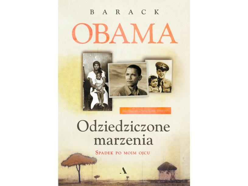 """Książka """"Odziedziczone marzenia. Spadek po moim ojcu"""" ukazała się nakładem Wydawnictwa Agora /materiały prasowe"""